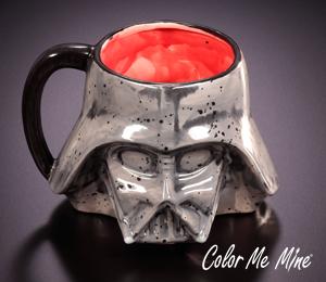 Upper West Side New York Darth Vader Mug