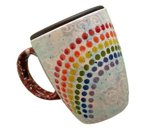Upper West Side New York Dreamer Travel Mug
