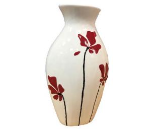 Upper West Side New York Flower Vase