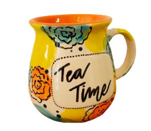 Upper West Side New York Tea Time Mug