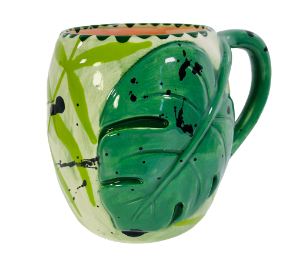 Upper West Side New York Monstera Mug