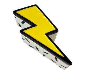 Upper West Side New York Lightning Bolt Box